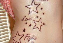 tattoo ideas / by Ashley Hunt