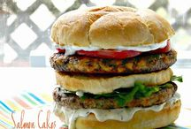 Patties (aka cakes and burgers) / by Cape Fear Nutrition