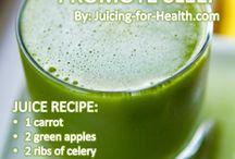 Drinks: Juice / by Kathleen Ellis