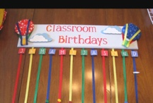 Student Birthday Ideas / Student Birthday Ideas for in the Classroom! / by Charity Preston - Organized Classroom