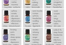 Essential Oils WORK! / Recipes and uses for essential oils.   / by Nicole Moore