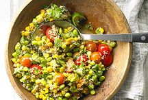 healthy sides / by carrie dorr