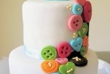 cute cakes / by Julie Cole