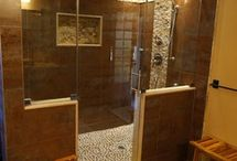 bathrooms / by Lavonia Moore