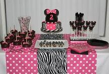 Birthday Parties  / by Megan Titus-Horton
