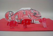 Art Teacher Ideas  / Art ideas for Elementary Children - I love & am passionate about what I do! Art is essential to children's development!  / by Nina Ⓥsberg