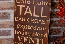Coffee / by Melissa Burke