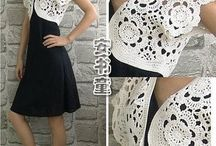 Crochet clothing / by Madeline Howell