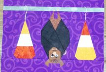 Halloween Quilts / by Marjorie Levy