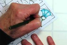Draw Sketch Paint / by Marcia Shepherd