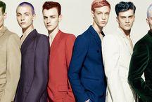 Men's Cuts / by Honeycomb Salon