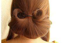 Hair Ideas / by Maria Lamas