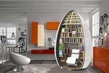 Libraries / by Sheryl Flint