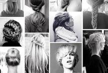 Hair / How to make it pretty / by Alex Bennett