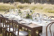Farmhouse Weddings / by MagnoliaRouge