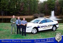 Henrico Police Careers in Law Enforcement / Learn more about an exciting career as a police officer, animal protection police officer, or communications officer by visiting our website at www.henricopolice.org.  Now accepting applications for Communications Officers until  May 5, 2014. / by Henrico Police