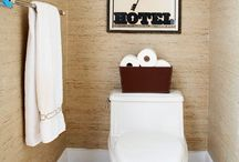 Home: Bathroom & Laundry / by Sarah Hwang