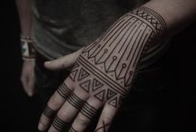 Tattoos / by Monica Osorio