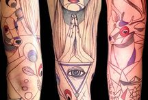 Tattoo Envy / tattoos of all kind / by Emily Heller