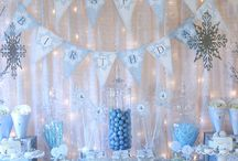 Winter wonderland baby shower / by Cindy Valle