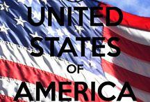 United States / by Rae Rae