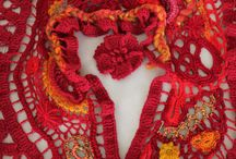 Crochet Wraps shawls and accessories / by Shelley Clarke