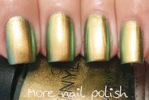Creative Nail Design (CND) Nail Polish Swatches / by The BeautyClutch