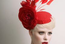 Hats and parasols / by Shelley H
