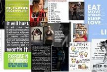 Motivation Visulize IT! Read then 5 min meditation! / by holly
