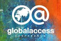 Global Access Conference / Between February 17–20, 2015, join as disability leaders, ministers, educators and world changers unite to share experiences and learn how to effectively promote disability ministry in the Christian community. Add your voice to the conversation: http://globalaccessconference.org/ / by Joni and Friends