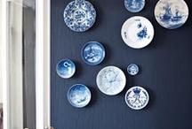 wall displays/shelves / by tinysantabarbara
