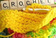crochet projects / by Amy Jaquess Jackson