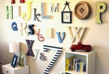 Nursery Ideas / by Heather Patel