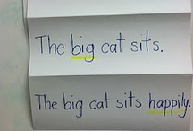 Writing: Sentence Structure  / by Centerville Elementary