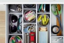 Organize! / by Beverly Farfan