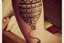 Tattoos / by Ashley Cole