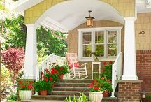 Porch. / by Cathy Goins
