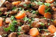 Beef Recipes / by Stephanie Adams