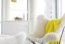 Interiors: Yellow / Yellow, but just a dash. / by 2Modern