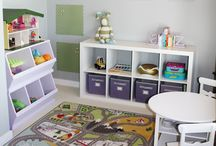 Playroom Ideas / by Happy Fit Mama
