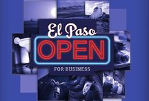 El Paso: Open For Business! #EPOpenForBusiness / There's many great reasons to open a business in El Paso, Texas! Culture, beauty, hospitality are just a few of the obvious reasons, but did you know we're also one of America's Best Performing Cities, #7 Happiest U.S. City to work in, #4 Best City to Find A Job & MORE! #EPOpenForBusiness  / by Visit El Paso