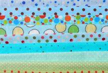 Quilting Fabric / by Eva Larkin Hawkins
