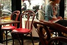 cafes and bakeries / by Deb O'Brien
