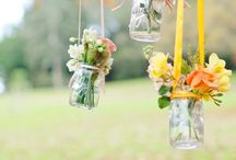 Garden Wedding / A selection of our favourite ideas for outdoor / garden themed weddings.   / by Giant Invitations