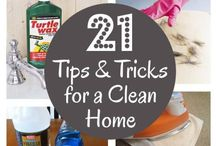 Cleaning tips / by yvonne Alderete