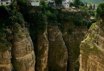 Natuur in Andalusie / De mooiste foto's van de natuur in Andalusië en Zuid-Spanje. Bekijk leuke foto's en check onze site voor meer informatie over ieder natuurgebied + tips voor de leukste reizen in de natuur van Andalusie. http://www.naturescanner.nl/europa/spanje/andalusie / by NatureScanner .nl