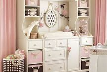 Children's rooms / Nurseries and bed rooms for boys and girls / by Sherry Varga
