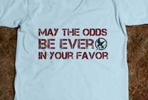 May The Odds Be Ever In Your Favor :) / by Eleesha Harrington