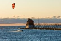 Play in the Grand Haven area! / There is lots of fun to be had in the great outdoors of the Grand Haven area all year long! / by Visit Grand Haven