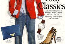 Classic clothes / by Nita Johnson